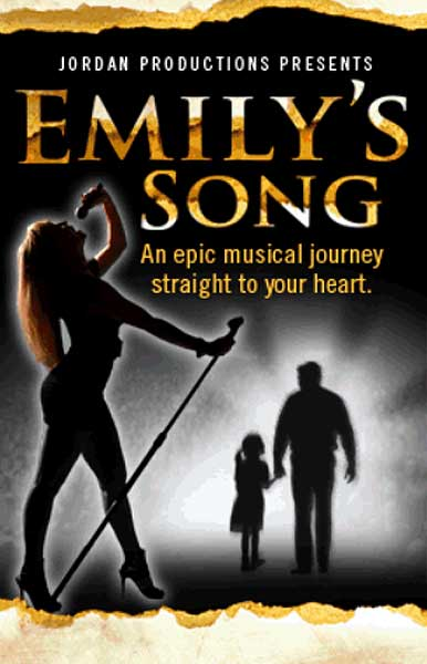 Emilys Song Musical Poster